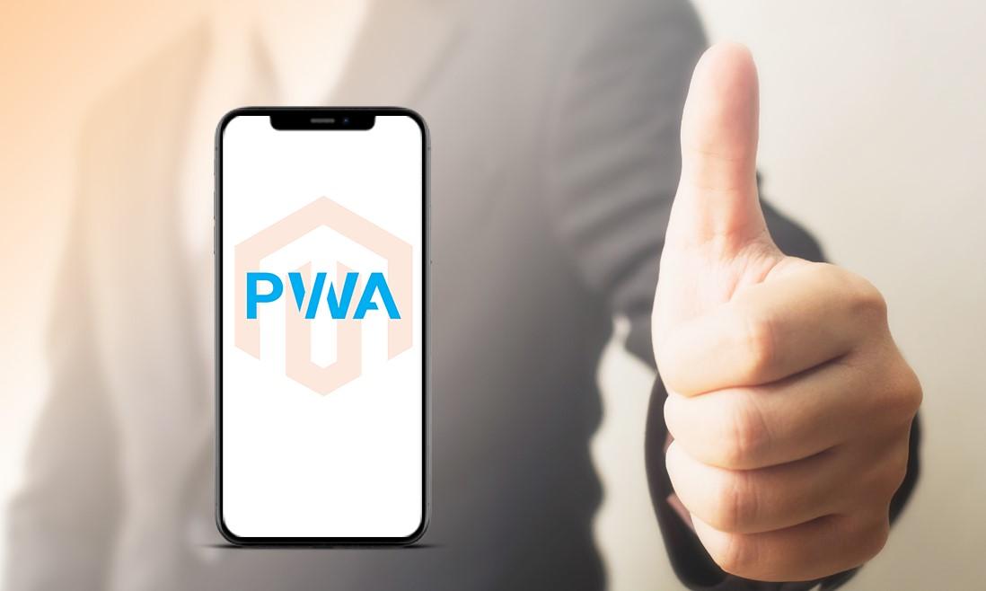 magento pwa development company